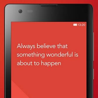 Xiaomi's Hongmi smartphone now has an international name: Redmi