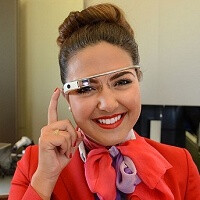Google Glass being tested with Virgin Atlantic Airlines to streamline check-in process