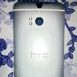 More front and back photos of the HTC M8 aka One 2 pop, confirm the new camera system