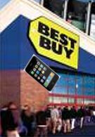 Best Buy reporting constraints in iPhone stock