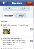 Facebook is now available for Symbian S60 5th Edition