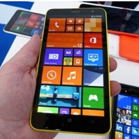 Nokia Lumia 1320 officially available in the UK on February 24