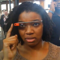 Google Glass shows off its romantic side