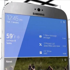 Alleged Galaxy S5 screenshot seemingly confirms a 5.2