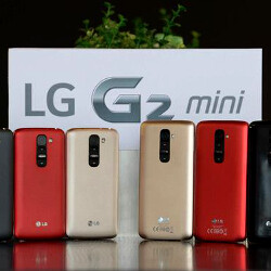 LG G2 mini unveiled with a 4.7
