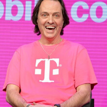 John Legere elegantly implies that BlackBerry will be the next MySpace