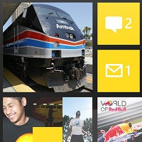 You could win a new Windows Phone, just ride the train