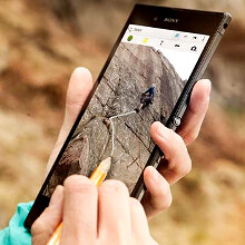 How to use a pen or pencil as stylus on your Sony Xperia Z1 display