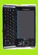 Sony Ericsson X2 photographed?
