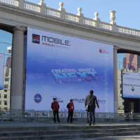 Hola from Barcelona - PhoneArena has arrived to cover MWC 2014