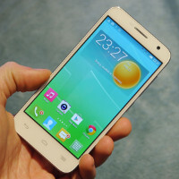 Alcatel OneTouch Idol 2 mini (s) hands-on: a sleek midranger