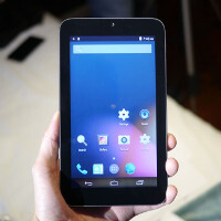 Alcatel OneTouch Pixi 7 hands-on: Android tablet on the cheap
