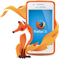 Alcatel introduces the Firefox OS-powered Fire C, E, and S smartphones, along with the Fire 7 tablet