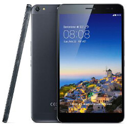 "Huawei unveils MediaPad X1 - the lightest 7"" tablet doubles as a phone, has huge 5000 mAh battery"