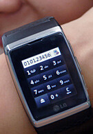 LG to start delivery of their GD910 wristwatch cell phone