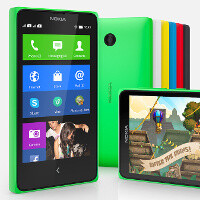 "Nokia X, the first Nokia Android smartphone, is now official: no Google Play, ""a gateway to Microsoft"