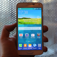 The Samsung Galaxy S5 leaks in its full, high-resolution glory: waterproof, fingerprint sensor, 16MP camera
