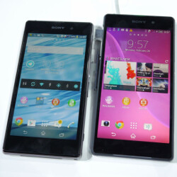 Sony Xperia Z2 vs Z1: first look