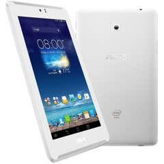 Asus announces LTE and dual-SIM Fonepad 7 variants