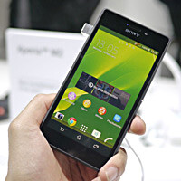 Sony Xperia M2 hands-on: a ho-hum mid-ranger