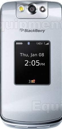 More pictures of the BlackBerry Pearl Flip for Verizon