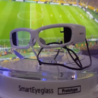 Sony shows off its answer to Google Glass
