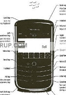 Leaked specs reveal much about the BlackBerry Tour 9630