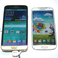 Samsung Galaxy S5 vs Galaxy S4: first look