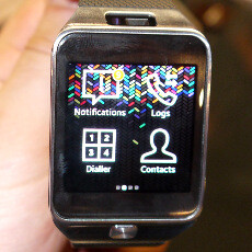 Samsung Galaxy Gear 2 hands-on