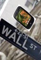 Palm's stock jumps up 9% from favorable reviews of the Pre