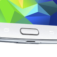 Samsung Galaxy S5 Finger Scanner feature demo