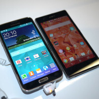 Samsung Galaxy S5 vs Sony Xperia Z1/Z1S: first look