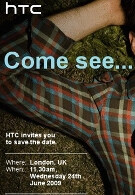 HTC to anounce new Android device on June 24th?