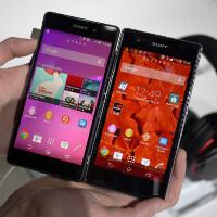 Sony Xperia Z2 versus Sony Xperia Z1/Z1S display comparison