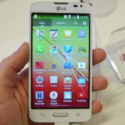 LG L70 hands-on: KitKat diet