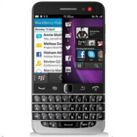 Categorizing BlackBerry's new handsets; image of BlackBerry Q20 appears