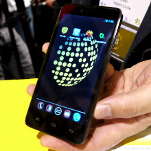 Blackphone secure Android handset demo: private communication redefined