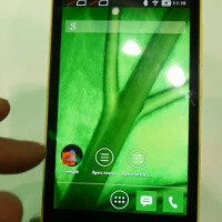 Can the Nokia X run a custom Android launcher? Yes, and here is a video proof
