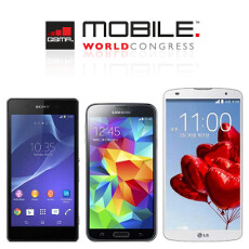 When will the MWC gear arrive? Galaxy S5, Xperia Z2, LG G Pro 2, Z2 Tablet and others release date