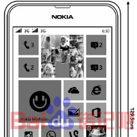 Leaked product sheet outs the dimensions of the Nokia Lumia 630