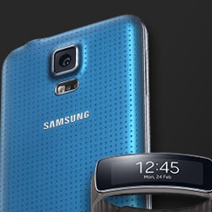 Samsung UK lets you win a Galaxy S5 and Gear Fit