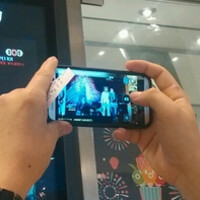 Here's the All New HTC One/M8 in action