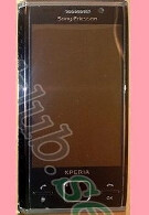 Specs leaked for Sony Ericsson's Xperia 2?