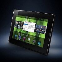 Pick up a BlackBerry PlayBook tablet, brand new, for just $120