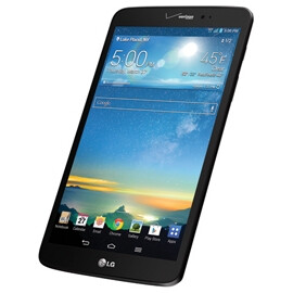 LG G Pad 8.3 LTE officially launching at Verizon on March 6