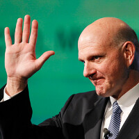 Ballmer wishes he could have the last 10 years back to focus on mobile