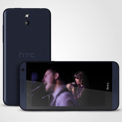 HTC Desire 610 to be launched by AT&T?