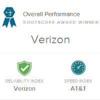 Verizon network the best in the states, says study from RootMetrics