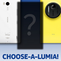 Choose one of four Nokia Lumia models to win in U.S. based contest