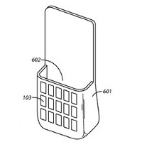 BlackBerry gets patent for temporary QWERTY keyboard overlay